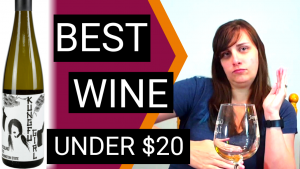 BEST Wine Under $20??? (2016 Riesling Review – Kungfu Girl)