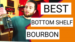 BEST Cheap Bourbon: Evan Williams Straight Bourbon Whiskey REVIEW [2018]