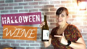 BEST Halloween Party Wine Under $20 – Sinful Grin [2015 California Petite Sirah From Lidl]