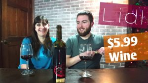 Best Wine Under $20 – North Wind 2015 Red Blend (Lidl Wine)