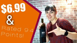 BEST Wine Under $20 – Rift Old Vine 2015 Zinfandel Review [Lidl Wine]