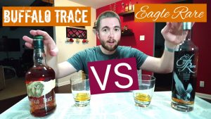 Buffalo Trace VS Eagle Rare – BEST Mid Shelf Bourbon [Under $50]