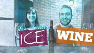 WINE and DESSERT Pairing – Jackson-Triggs Vidal Ice Wine REVIEW [2015 Vintage]