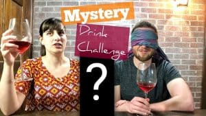 Blind Tasting A Drink You'll HATE – Mystery Drink Challenge