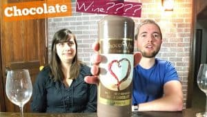 Chocolate Wine – Good Idea or Disaster In A Glass????