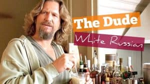 The Big Lebowski – White Russian Recipe [The Dude]