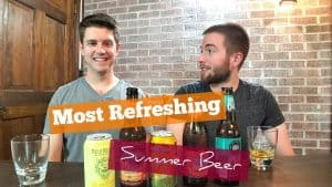 Best Summer Beer Competition – Husbands vs Wives [2019]