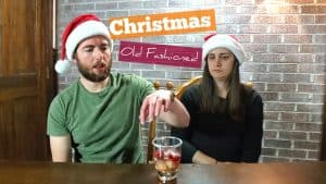 Christmas Old Fashioned Recipe – 12 Days of Christmas Cocktails [Day 7]