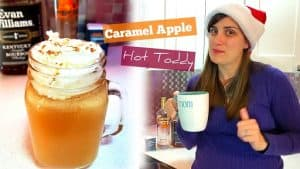 Caramel Apply Hot Toddy Recipe – 12 Days of Christmas Cocktails [Day 12]