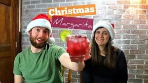 Mistletoe Margarita Recipe – 12 Days of Christmas Cocktails [Day 9]