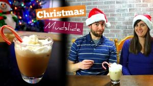 Peppermint Mocha Mudslide Recipe – 12 Days of Christmas Cocktails [Day 10]