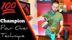 Best Pour Over Coffee Technique [4:6 Method] PLUS Texan Pecan Coffee Review