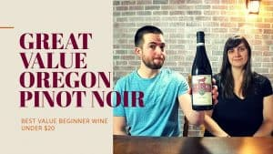 BEST BEGINNER RED WINE UNDER $20 – Oregon Pinot Noir Review [Rascal]