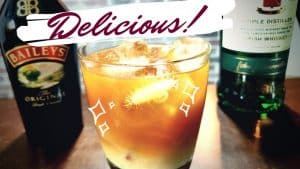 IRISH COLD BREW COFFEE RECIPE – St Patrick's Day Cocktail [Low Calorie]