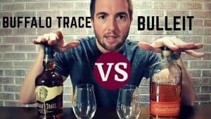 BUFFALO TRACE vs BULLEIT BOURBON [Best Mid-shelf Bourbon Reviews]