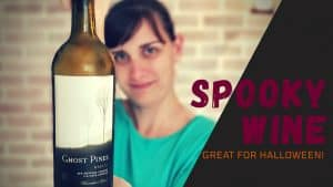 BEST WINE UNDER $20 [Halloween Edition] – Ghost Pines Merlot