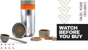 BEST CAMPING COFFEE – Wacaco Pipamoka Review