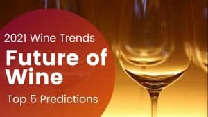 TOP 5 WINE TREND Predictions For 2021