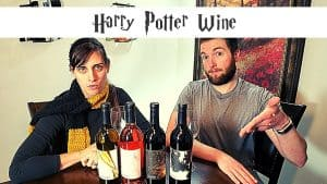 HARRY POTTER WINE – Horcrux Red Review [2019]