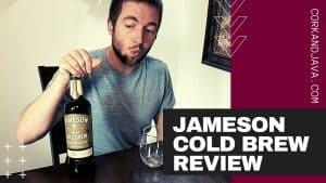 JAMESON COLD BREW IRISH WHISKEY [Review]