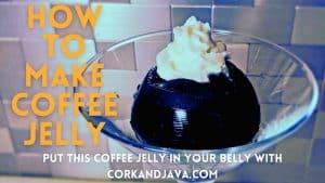 EASY COFFEE JELLY RECIPE [Coffee Jello Dessert]