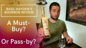 BEST MIDSHELF BOURBON – Basil Hayden's Kentucky Straight Bourbon [Review]